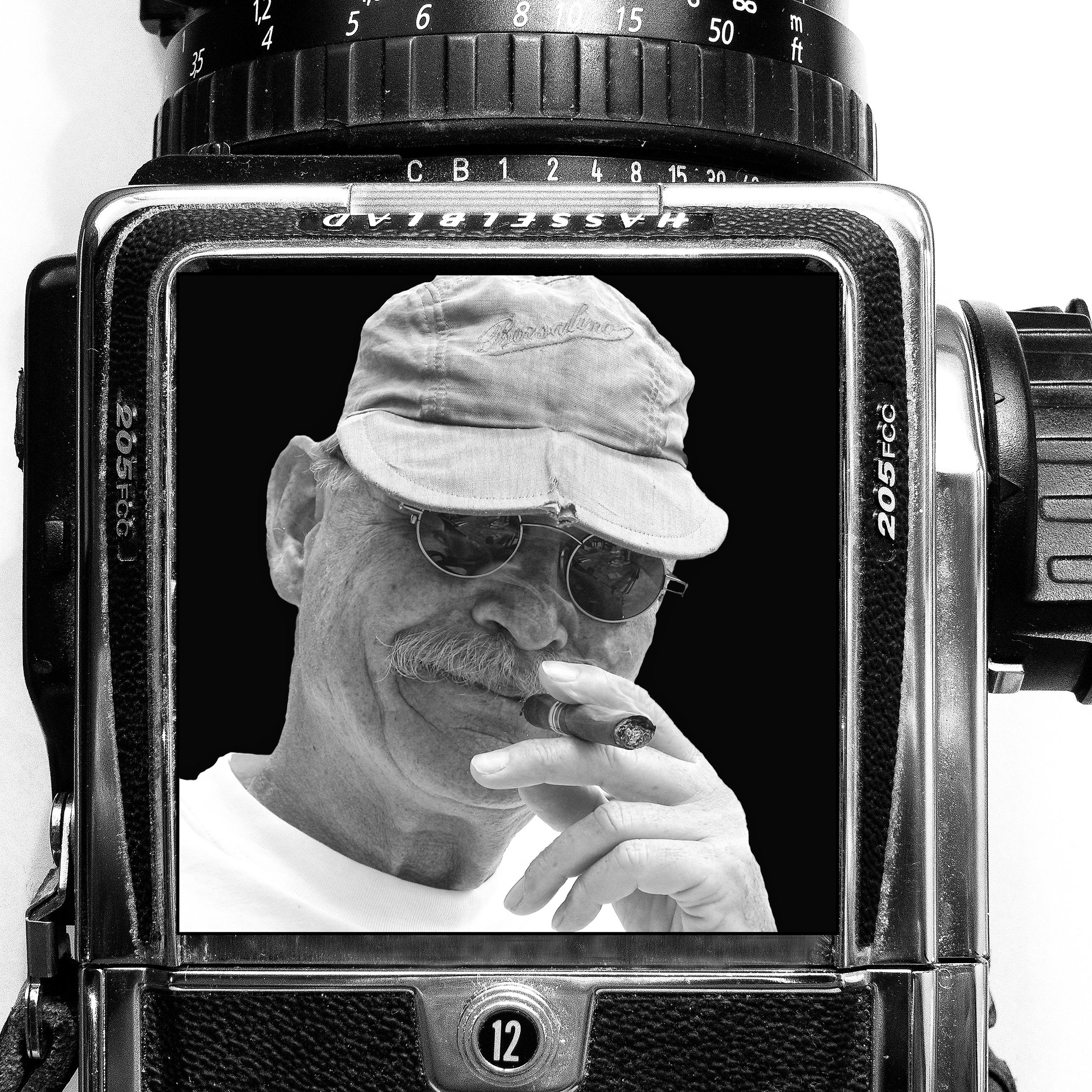 Portrait mit Hasselblad SW